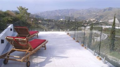 Glass balustrades from Glass Curtains Costa Blanca Murcia