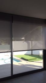 Quality Blinds from Glass Curtains Costa Blanca Murcia