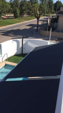 Glass Curtains Costa Blanca Murcia - Terrace Awning