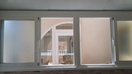 Made to measure windows