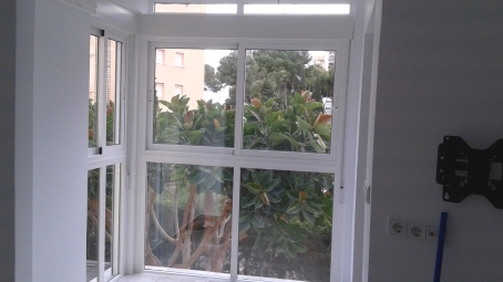 Made to measure windows