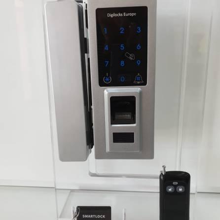 New key free electronic lock