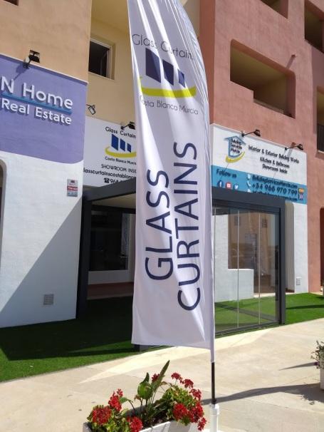 Glass Curtains Costa Blanca Murcia